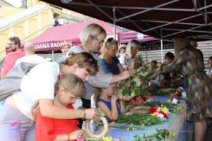 BPMiG Radkow 5 festiwal kwiatow warsztaty florystyczne 16