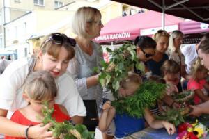 BPMiG Radkow 5 festiwal kwiatow warsztaty florystyczne 17