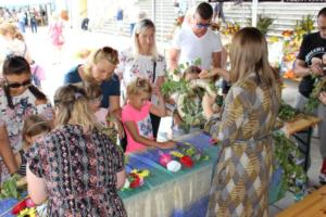 BPMiG Radkow 5 festiwal kwiatow warsztaty florystyczne 18