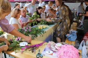 BPMiG Radkow 5 festiwal kwiatow warsztaty florystyczne 23