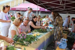 BPMiG Radkow 5 festiwal kwiatow warsztaty florystyczne 24