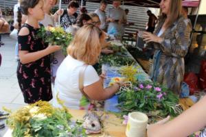BPMiG Radkow 5 festiwal kwiatow warsztaty florystyczne 25
