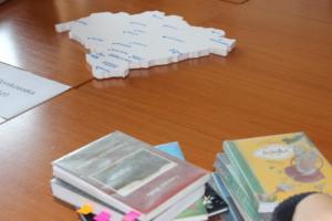 BPMiG Radkow dlonaslascy pisarze lekcja biblioteczna Radkow 04