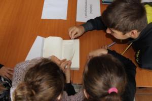 BPMiG Radkow dlonaslascy pisarze lekcja biblioteczna Radkow 27