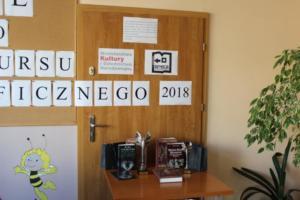 BPMiG Radkow final Gminnego Konkursu Ortograficznego 2018 Radkow 03