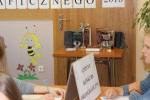 BPMiG Radkow final Gminnego Konkursu Ortograficznego 2018 Radkow 08