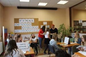 BPMiG Radkow final Gminnego Konkursu Ortograficznego 2018 Radkow 30