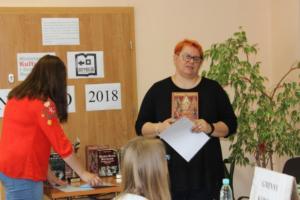 BPMiG Radkow final Gminnego Konkursu Ortograficznego 2018 Radkow 32