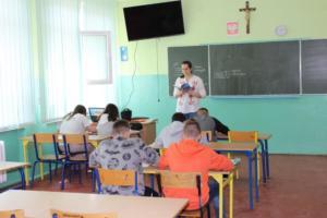 BPMiG Radkow Gminny Konkurs Ortograficzny kl IIA Sc Srednia 07