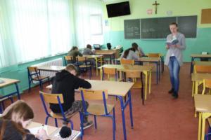 BPMiG Radkow Gminny Konkurs Ortograficzny kl    gimn Radkow 08