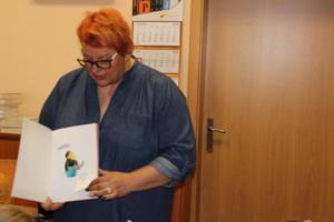 BPMiG Radkow przedszkolaki Misie lekcja biblioteczna 1