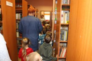 BPMiG Radkow przedszkolaki Misie lekcja biblioteczna 3
