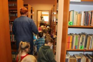 BPMiG Radkow przedszkolaki Misie lekcja biblioteczna 4