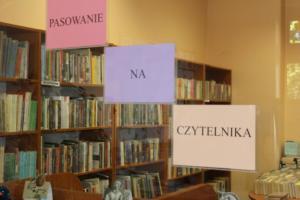 BPMiG Radkow Pasowanie na czytelnika Tydzien bibliotek Radkow 08