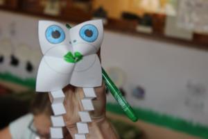 BPMiG Radkow popoludnia w bibliotece origami 04