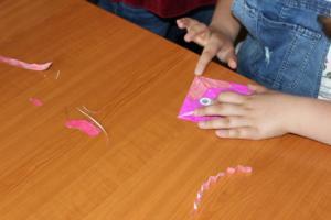 BPMiG Radkow popoludnia w bibliotece origami 09