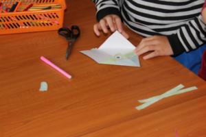 BPMiG Radkow popoludnia w bibliotece origami 10