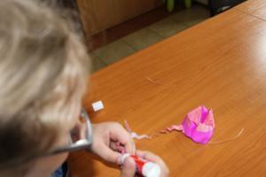 BPMiG Radkow popoludnia w bibliotece origami 15