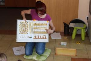 BPMiG Radkow pszczoly przedszkolaki Misie Radkow 08