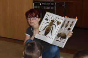 BPMiG Radkow pszczoly przedszkolaki Sloneczka Radkow 06