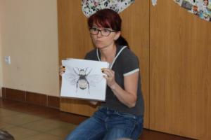 BPMiG Radkow pszczoly przedszkolaki Sloneczka Radkow 12