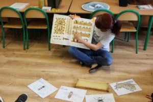 BPMiG Radkow pszczoly szkola kl III Radkow 03