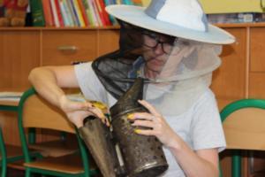 BPMiG Radkow pszczoly szkola kl III Radkow 09