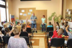 BPMiG Radkow Marcin Palasz spotkanie autorskie Radkow 01