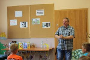 BPMiG Radkow Marcin Palasz spotkanie autorskie Radkow 05