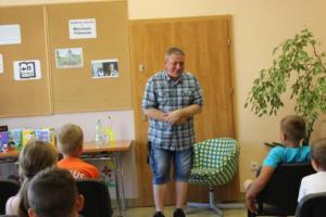 BPMiG Radkow Marcin Palasz spotkanie autorskie Radkow 10