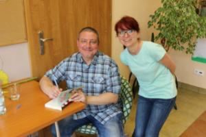 BPMiG Radkow Marcin Palasz spotkanie autorskie Radkow 21