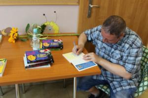 BPMiG Radkow Marcin Palasz spotkanie autorskie Radkow 26