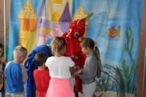 BPMiG Radkow teatrzyk podwodny swiat przedszkole Radkow 2018 23