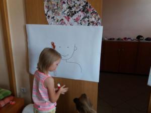 BPMiG Radkow wakacje 2018 BG przedszkolaki Frania bez czesania 09