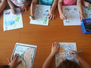 BPMiG Radkow wakacje 2018 BG przedszkolaki wiewiorki 14