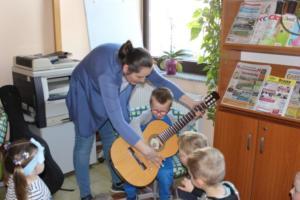 BPMiG Radkow zajecia muzyczne przeszkolaki Radkow Misie 31