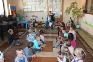 BPMiG Radkow zajecia muzyczne przeszkolaki Radkow Misie 35