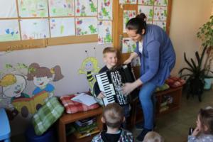 BPMiG Radkow zajecia muzyczne przeszkolaki Radkow Misie 40