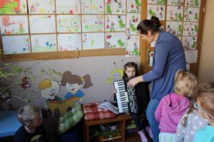 BPMiG Radkow zajecia muzyczne przeszkolaki Radkow Misie 42