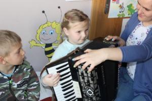BPMiG Radkow zajecia muzyczne przeszkolaki Radkow Misie 54