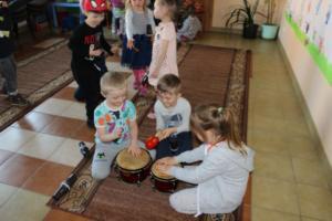 BPMiG Radkow zajecia muzyczne przeszkolaki Radkow Misie 61