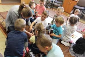 BPMiG Radkow zajecia muzyczne przeszkolaki Radkow Pingwinki 12