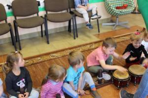 BPMiG Radkow zajecia muzyczne przeszkolaki Radkow Pingwinki 24