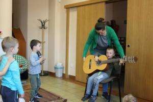 BPMiG Radkow zajecia muzyczne przeszkolaki Radkow Pingwinki 27