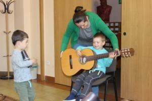 BPMiG Radkow zajecia muzyczne przeszkolaki Radkow Pingwinki 28