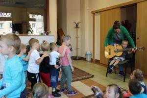 BPMiG Radkow zajecia muzyczne przeszkolaki Radkow Pingwinki 30
