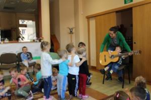 BPMiG Radkow zajecia muzyczne przeszkolaki Radkow Pingwinki 31