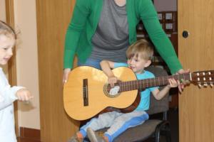 BPMiG Radkow zajecia muzyczne przeszkolaki Radkow Pingwinki 34