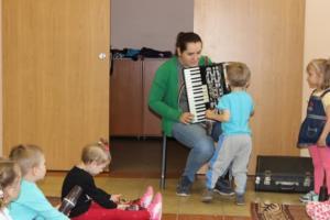 BPMiG Radkow zajecia muzyczne przeszkolaki Radkow Pingwinki 36