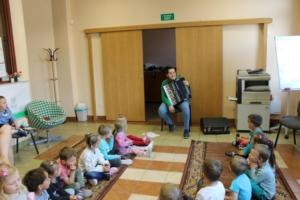 BPMiG Radkow zajecia muzyczne przeszkolaki Radkow Pingwinki 40